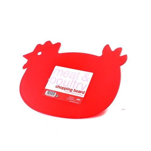 Meat & Poultry Chopping Board- Red