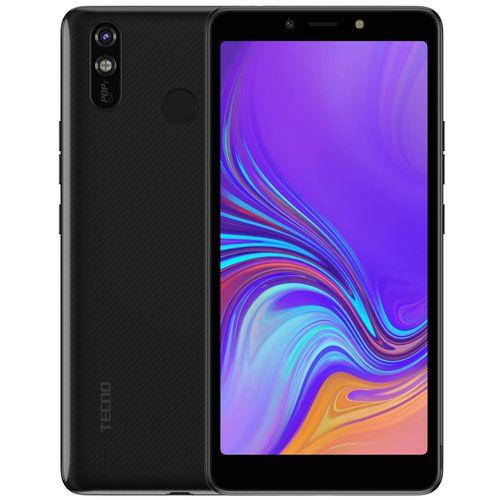 "POP 2 Plus (BA2) 5.99"" FullView, Android 8.1, 5000mAh, 16GB ROM + 1GB RAM, 8+5MP Camera, 3G, Fingerprint, Face ID -Black"