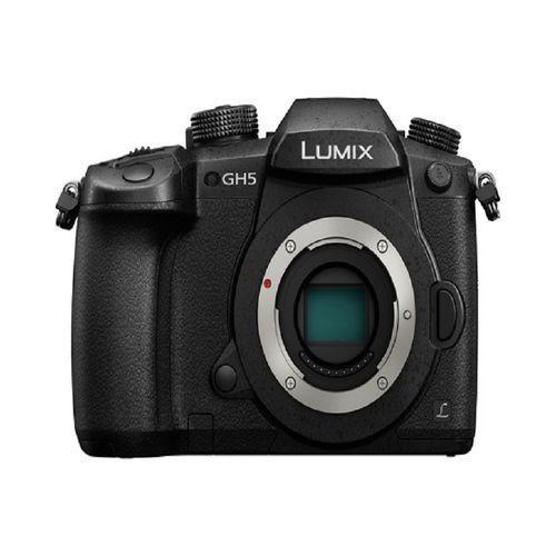 Lumix DC-GH5 Mirrorless Digital Camera (Body Only)