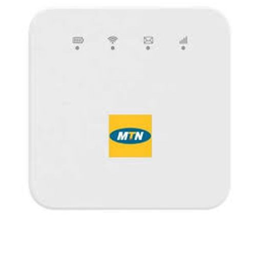 4G LTE MTN Mobile Wi-Fi Router Hotspot(Support All Networks)