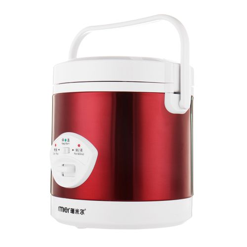 1.2L Rice Cooker 220V 200W Multifunctional Cook Rice Porn&Soup