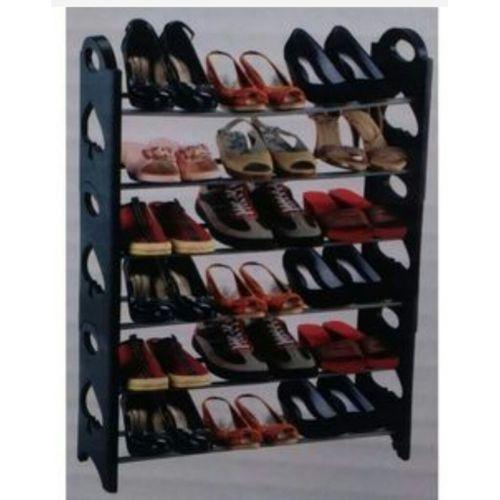 Stackable Shoe Rack 20pairs Capacity