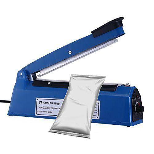 Nylon Sealing Machine -200mm Blue