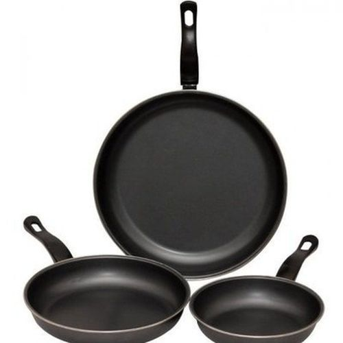 3pcs Non Sticking Frying Pan
