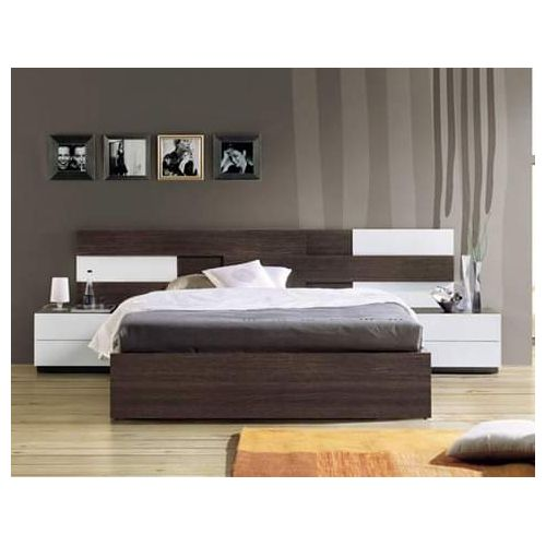 Bubbleblew 6 By 6 Bed+ 2 Side Drawers-Free Lagos Delivery