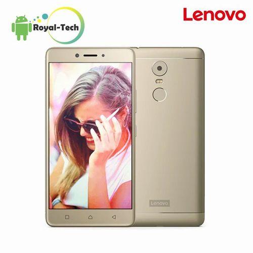 K6 Note K53a48 5.5 Inch Full HD 4GB RAM 32GB ROM 16MP + 8 MP Android 6.0 Dual Sim 4G LTE Smartphone - Gold
