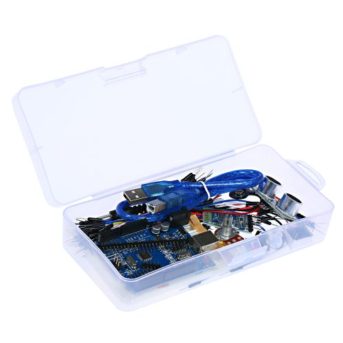 Basic Starter Kit For Arduino 15UNO R3 BT Android Project