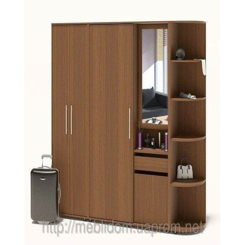 6ft Large Wardrobe With Mirrow (Lagos Orders Only)