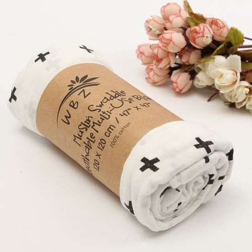 Cotton Parisarc Multi-use Baby Towel Kids Bedding Set