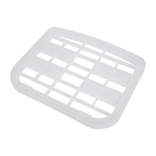Plastic Plate Dish Rack Organizer Holder Shelf Kitchen Storage