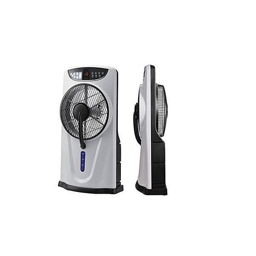 Rechargeable Mist Fan + Remote Control + Free USB Cable