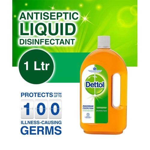 Antiseptic Liquid Disinfectant 1 Litre