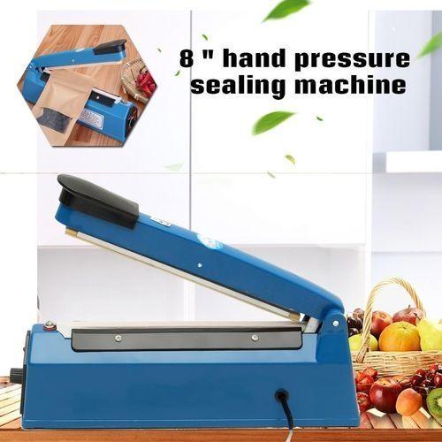 Electric Plastic Poly Bag Nylon Sealing Machine Heat Sealer