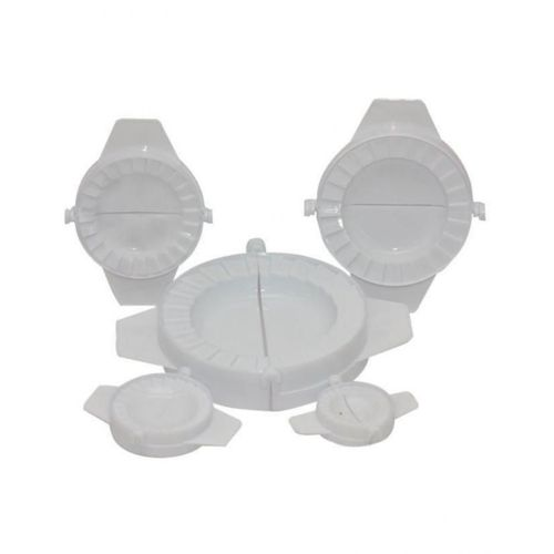 Meatpie Cutter & Shaper- 5 Pieces Set