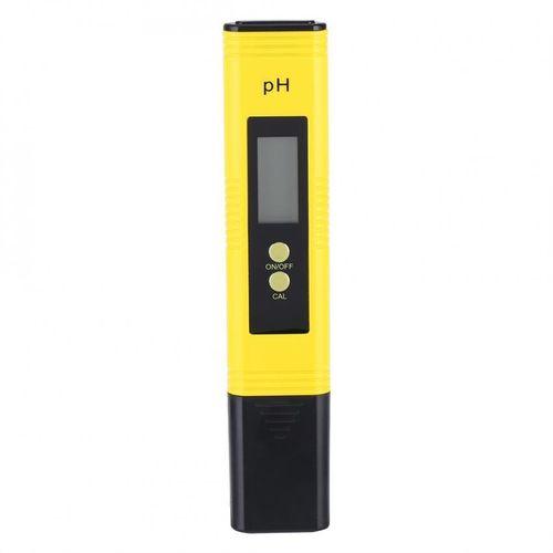 Protable LCD Digital PH Meter Pen Aquarium Pool Water Wine Tester Tool