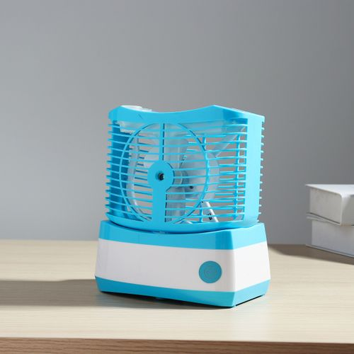 Protable Fan Cooling Desktop Air Conditioner Fan Humidified Atomizing USB Cable