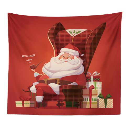 Christmas Xams Tapestry Hippie Room Bedspread Wall Hanging Throw Blanket