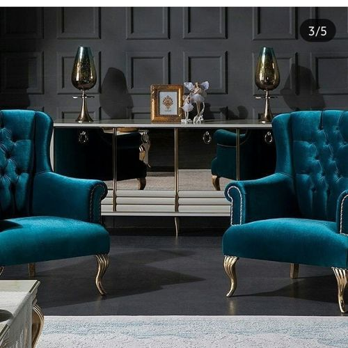 Alrugeon Pench Duo Royal Chair