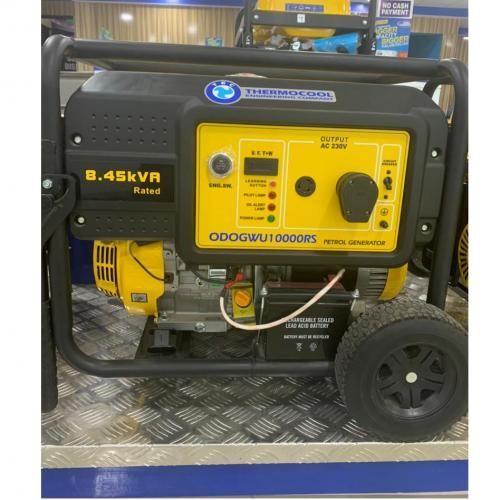 GEN WITH REMOTE - ODOGWU MAX 6750Watts /7250Watts + Oil