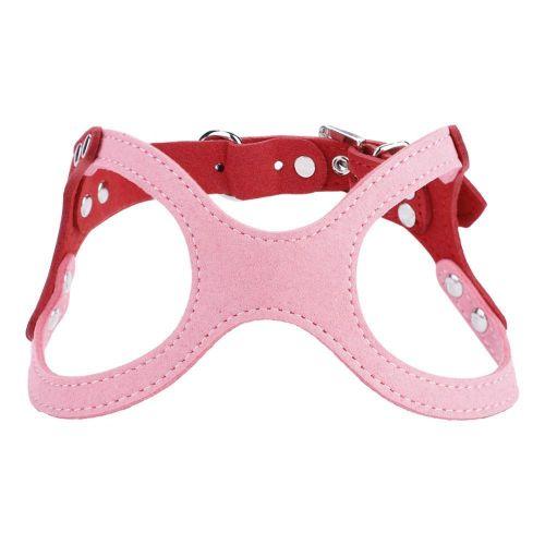 Adjustable Strap Harness Microfiber Breathable Belt Rope For Pet Dogs