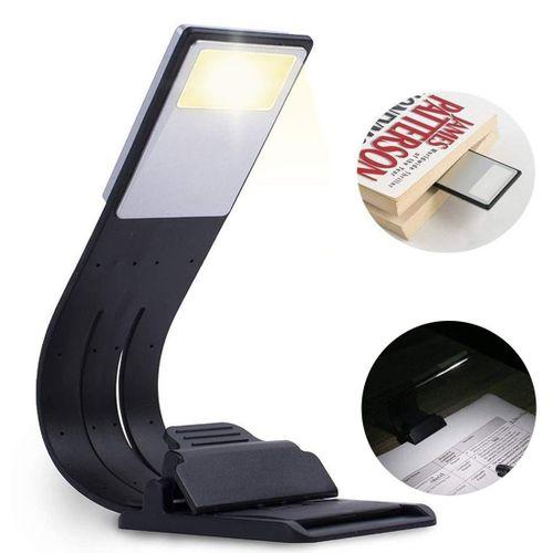 Reading Light With LED Light Mini Reading Light Book Light Port