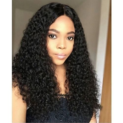 Peruvian Kinky Curly Hair For Beautiful Ladies