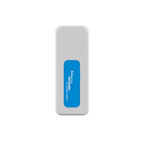 SD Card Reader, 4 In 1 USB 2.0 Flash Drive With Lightning Micro SD &TF Card Reader Adapter Compatible With IPhone Android