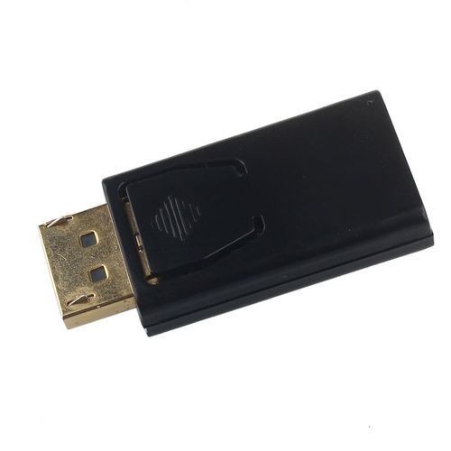 Display Port To HDMI Male Female Adapter Converter, DisplayPort/ DP To Hdmi