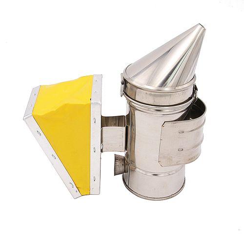 Bee Hive Smoker Bee Keeper Smoker Stainless Steel Heat
