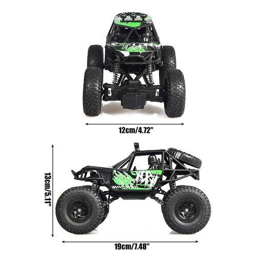 Rock Crawler Rc Car,Remote Control Rock Climber Truck Toys