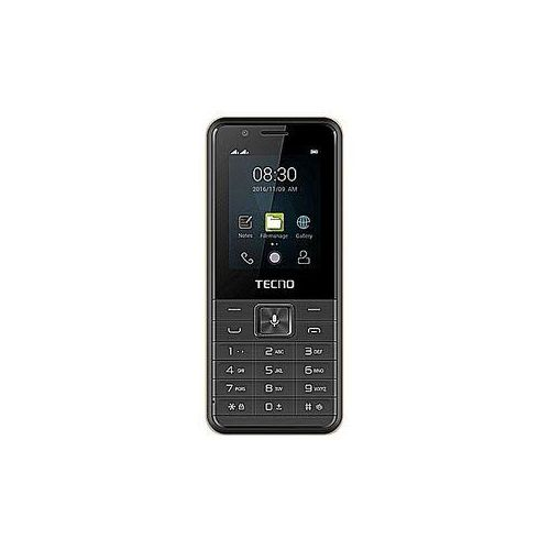 T901, 2.4inch, Support YouTube, Whatsapp, Kaistore,0.3MP+0.3MP Camera With Rear Flash,1900mAh,Black