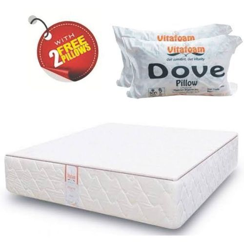 6x6x8 Vita Foam Mattress (deliver Is Within Lagos Alone And Prepaid Only)