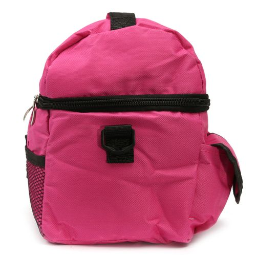 Insulated Waterproof Thermal Shoulder Picnic Cooler Lunch Bag Storage Box Rose Red