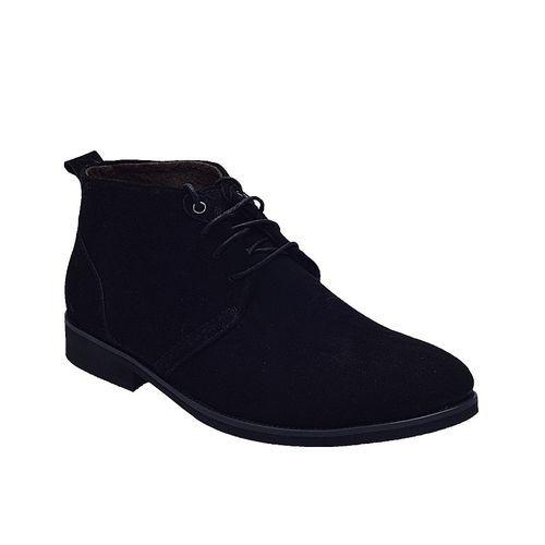 Men's Ankle Corporate Shoe - Black