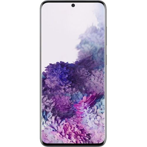 Galaxy S20 6.2-Inch (8GB 128GB ROM) Android 10.0 (12MP + 64MP + 12MP)+(10MP) Dual SIM 4G - Cosmic Grey