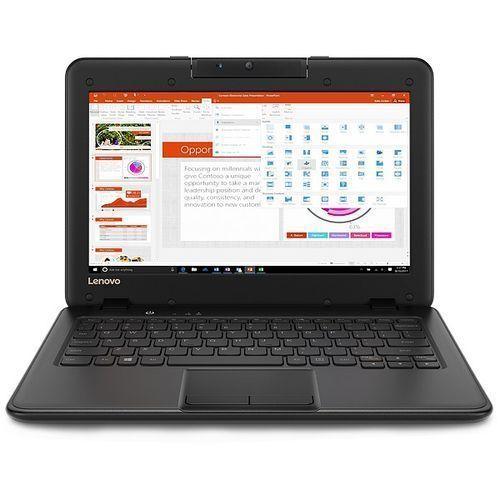 "Notebook 100e 11.6"" INtel Celeron N3350 1.1GHz Processor, 4GB RAM, 64GB EMMC, Windows 10 Home"