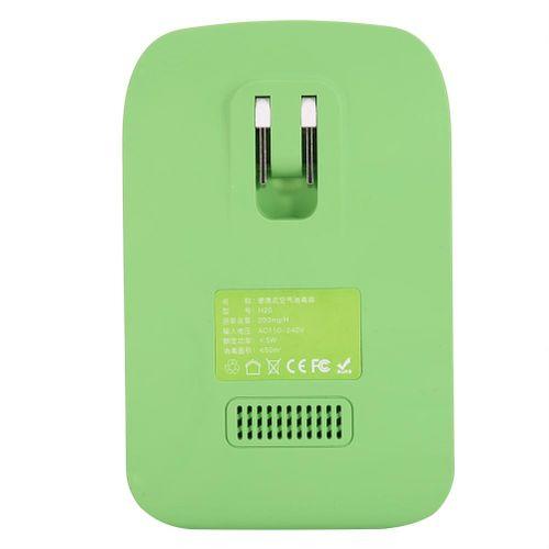 110-240V Portable Ozone Generator Air Purifier Sterilizer For Home Bathroom