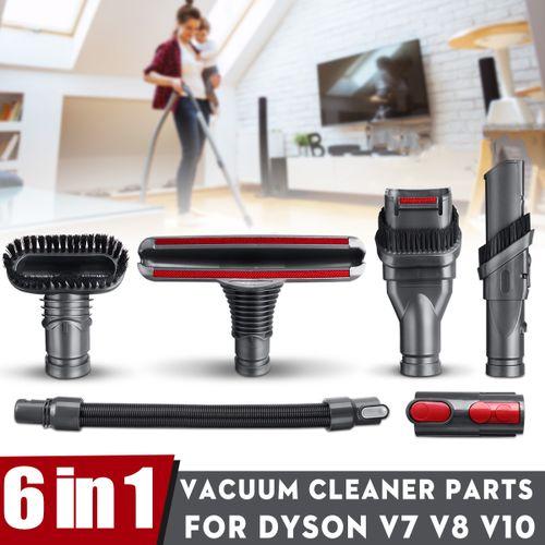 Vacuum Cleaner Crevice Dust Brush Hose Kit For Dyson DC35/45/52/58 V10 V6 V7 V8