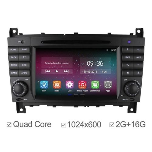 Ownice C200 OL-7947 7inch Car GPS DVD Multi-Media Player With Map Card