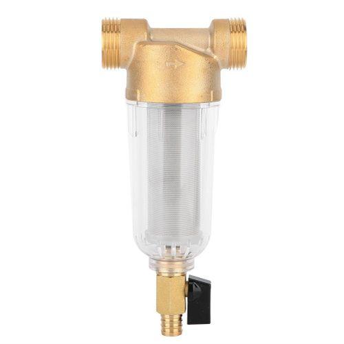 Water Purifier Pre-filter Brass Pre-filter Filter Pre Water Well Filter Sediment Removal Water Filtration Tool