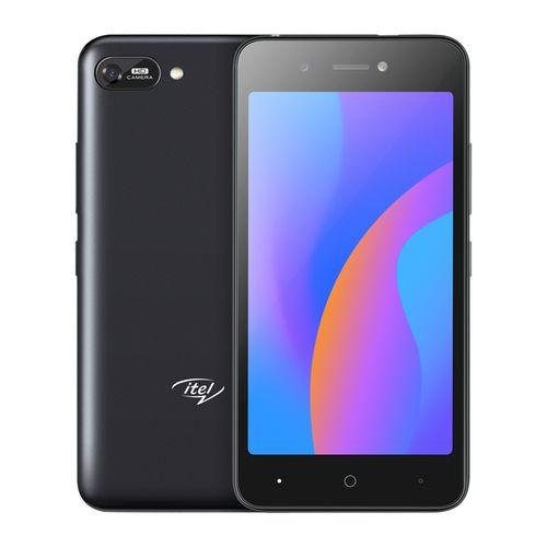 "A35 5.0"" HD Screen, 1GB RAM + 16GB ROM, Android 10, 3020mAh Battery, 5MP +2MP Camera, Face Unlock, 3G - Black +Free Case"