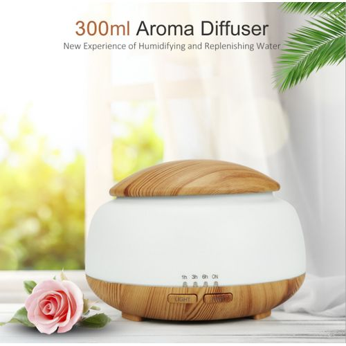Portable Ultrasonic Diffuser Cool Mist Air Humidifier