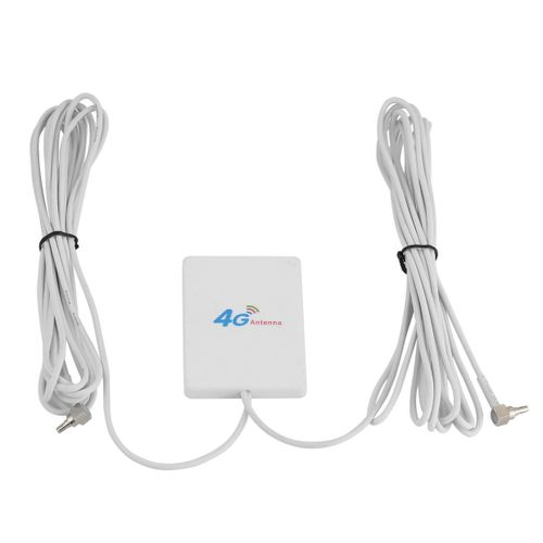 3g 4g Huawei LTE Modem Router High Gain TS9 Connettore Wiht Waterproof Tapewhite