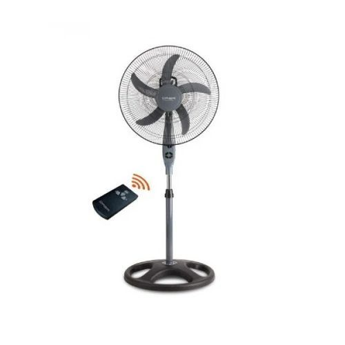 18 Inches AC/DC Standing Fan QSF-18R (Non Rechargeable)