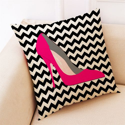 Home Decor Cushion Cover Women Fashion Style Throw Pillowcase Pillow Covers