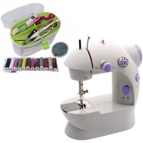 Mini Sewing Machine And Sewing Kit
