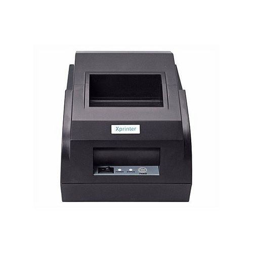 Heavy Duty High Speed 58mm Thermal PoS Printer - Black