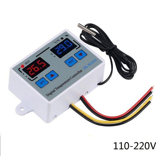 Digital Thermostat C/F Temperature Controller For Incubator