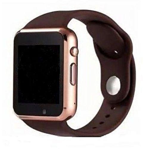 A1 Smart Watch + Free Bluetooth Earpiece; SD Card Slot