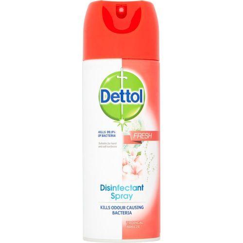 Disinfectant Spray- Tropical Breeze 400ml X 6